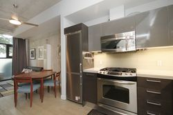 Kitchen at TH6 - 25 Stafford Street, Niagara, Toronto