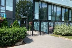 Back Entrance to Park at TH6 - 25 Stafford Street, Niagara, Toronto