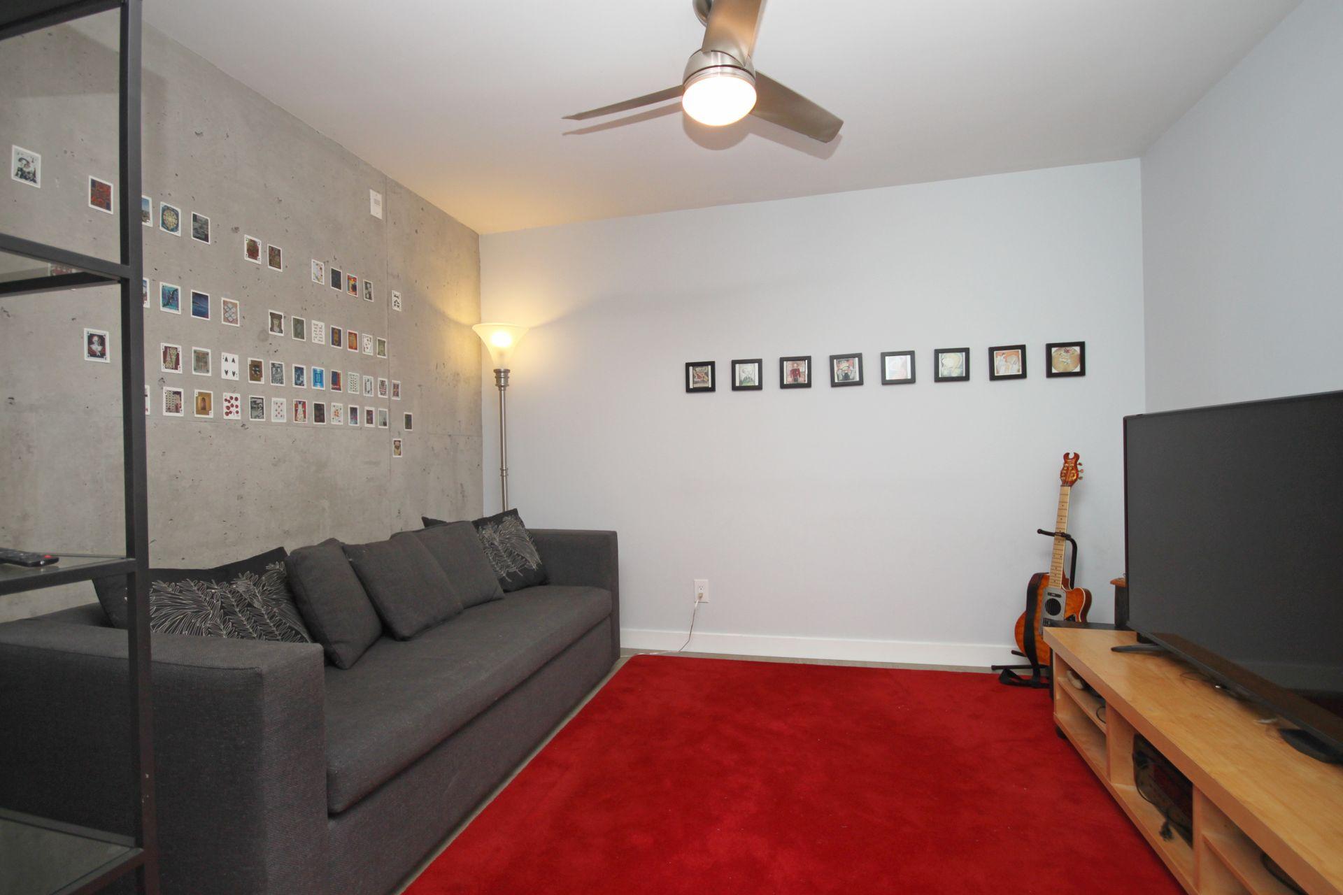 Bedroom at TH6 - 25 Stafford Street, Niagara, Toronto