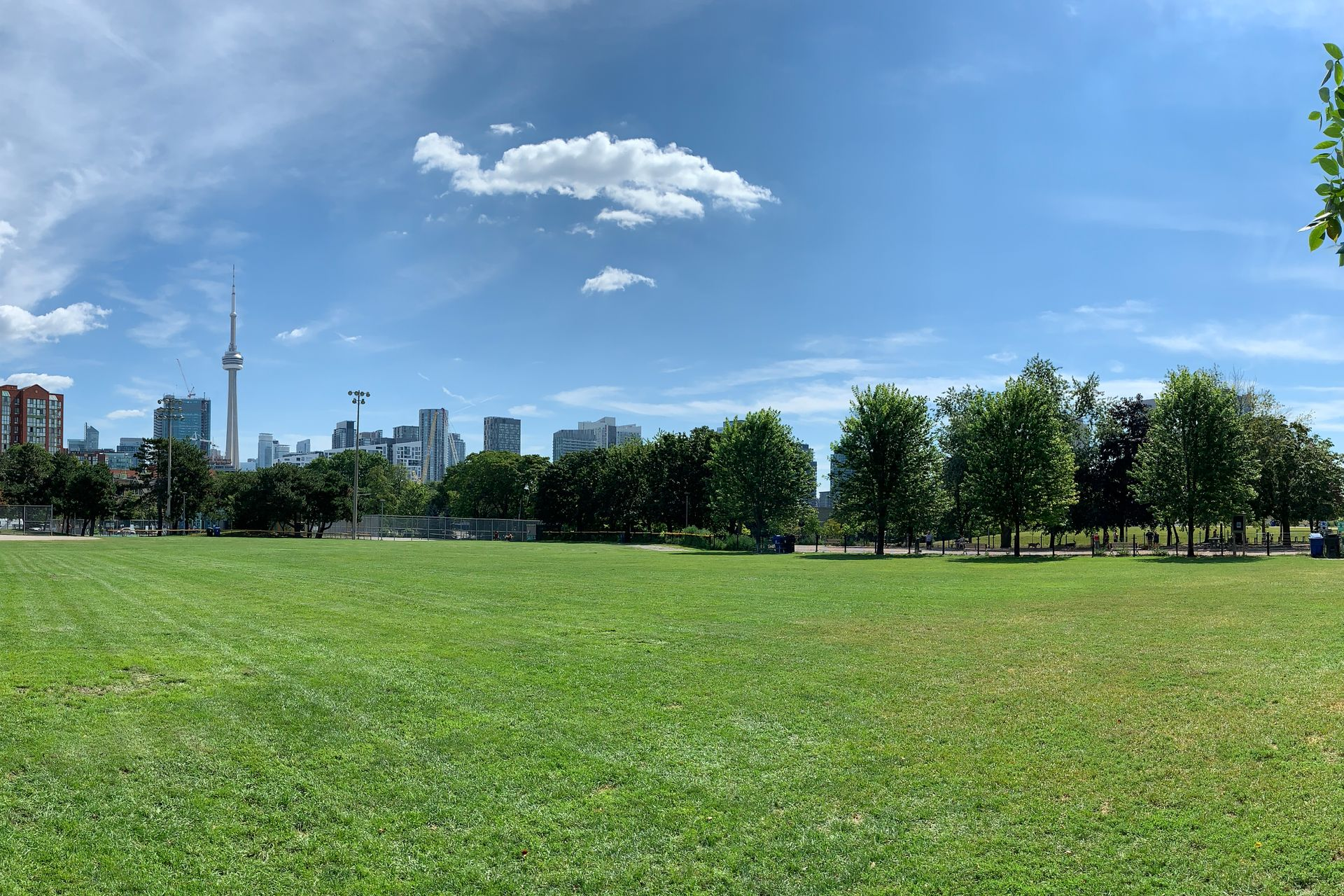 Park & Dog Park at TH6 - 25 Stafford Street, Niagara, Toronto
