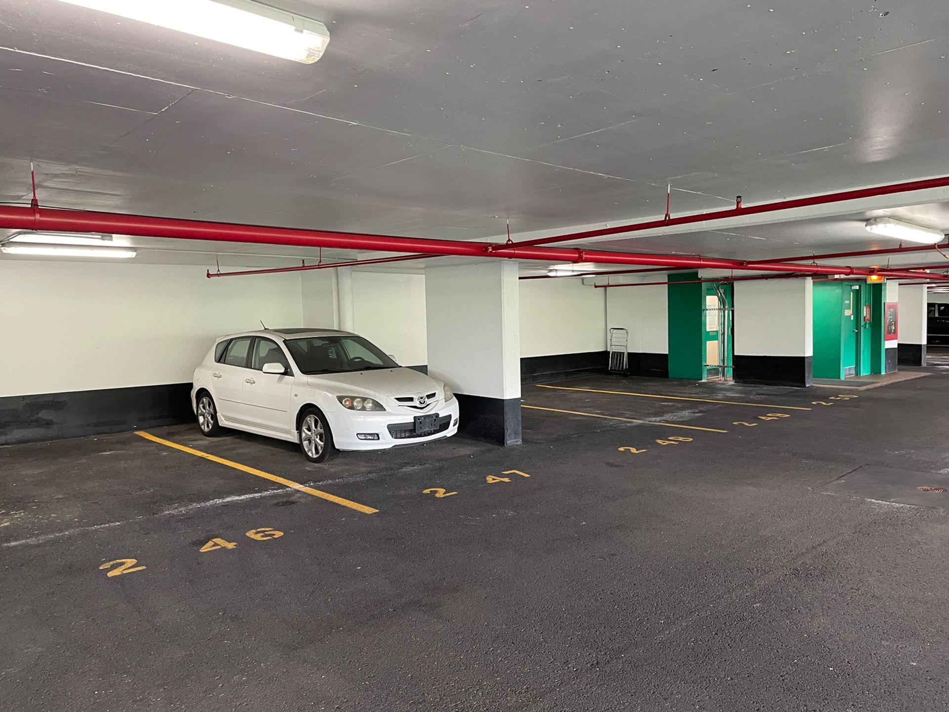 Parking Spot #46 at 810 - 18 Concorde Place, Banbury-Don Mills, Toronto