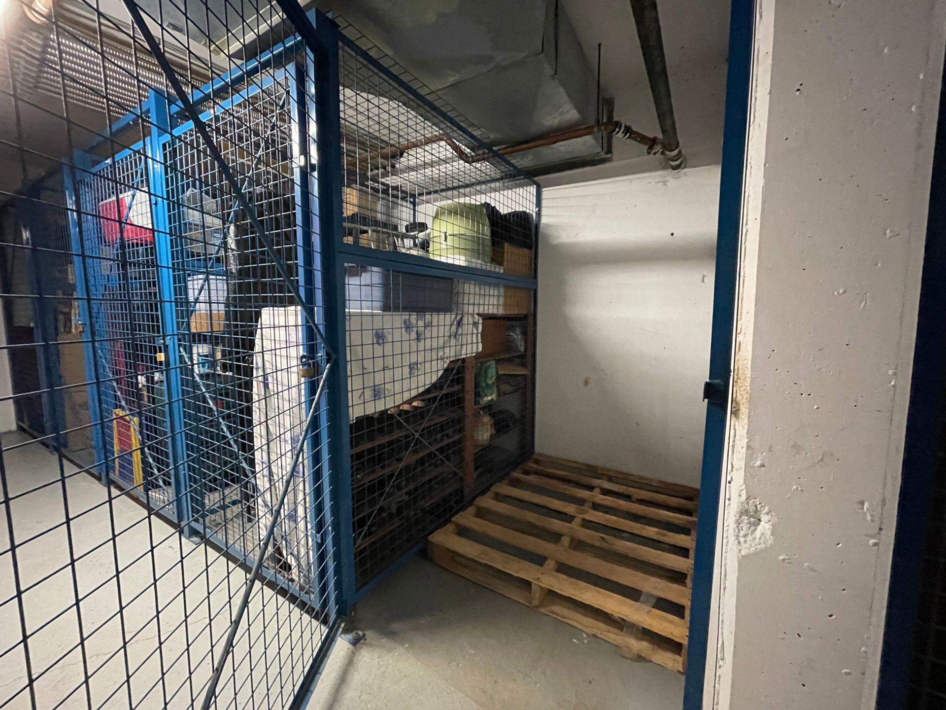 Locker at 810 - 18 Concorde Place, Banbury-Don Mills, Toronto