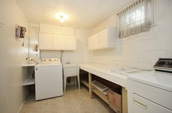 Laundry Room at 33 Combermere Drive, Parkwoods-Donalda, Toronto