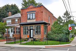 Front at 497 St. Johns Road, Lambton Baby Point, Toronto