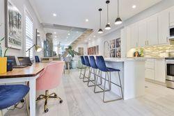 Kitchen at 497 St. Johns Road, Lambton Baby Point, Toronto