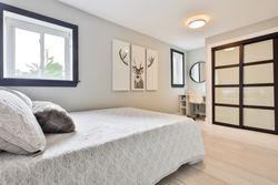 Bedroom at 497 St. Johns Road, Lambton Baby Point, Toronto