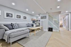 Recreation Room at 497 St. Johns Road, Lambton Baby Point, Toronto