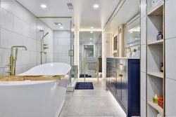 6 Piece Bathroom at 497 St. Johns Road, Lambton Baby Point, Toronto