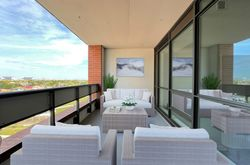 Terrace Virtually Staged at 814 - 830 Lawrence Avenue W, Yorkdale-Glen Park, Toronto