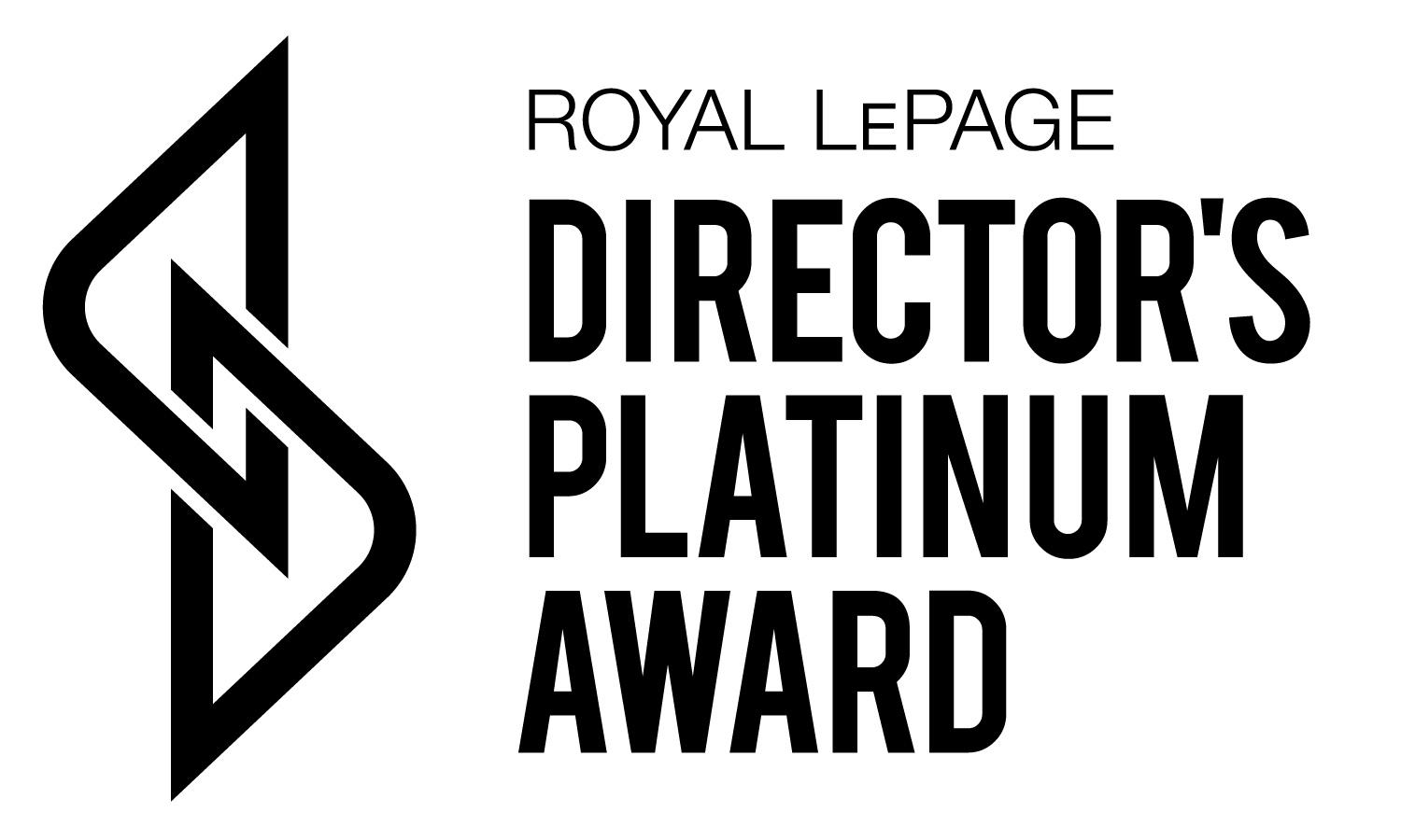 The Director's Platinum Award
