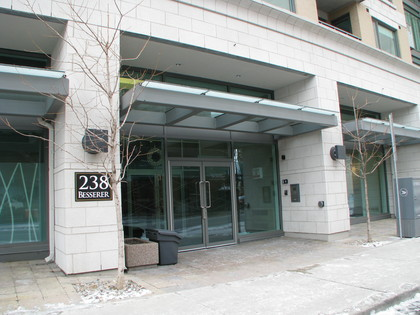 Bess-1 at 513 - 238 Besserer Street, Ottawa