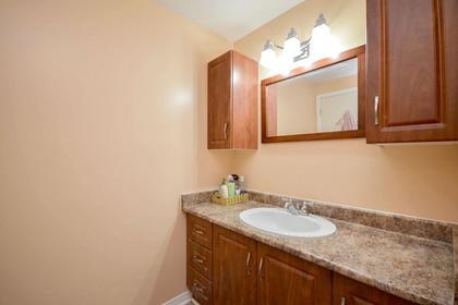 Main Bathroom at 23 - 2 Bertona Street, Nepean, Ottawa