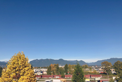 Mountain and City View at 603 - 756 Great Northern Way, Mount Pleasant VE, Vancouver East