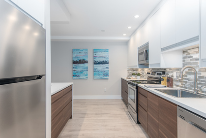 Appliances at 603 - 756 Great Northern Way, Mount Pleasant VE, Vancouver East