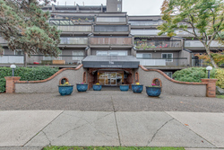 Building Entrance at 603 - 756 Great Northern Way, Mount Pleasant VE, Vancouver East