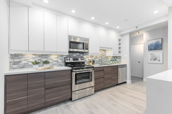 Kitchen at 603 - 756 Great Northern Way, Mount Pleasant VE, Vancouver East