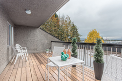 Balcony at 603 - 756 Great Northern Way, Mount Pleasant VE, Vancouver East