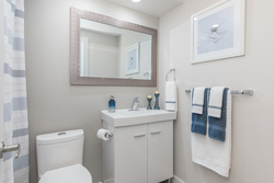 Bathroom at 603 - 756 Great Northern Way, Mount Pleasant VE, Vancouver East