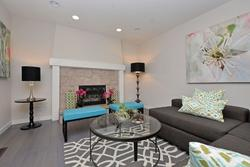Living Room  at 7131 Ledway Road, Granville, Richmond