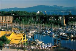 045_-_Granville_Island_Public_Market at 101 - 1477 Fountain Way, False Creek, Vancouver West