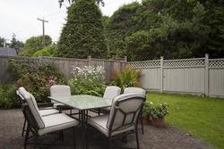 Deck at 4410 Pine Crescent, Shaughnessy, Vancouver West