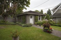 Garage at 4410 Pine Crescent, Shaughnessy, Vancouver West