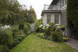Garden at 4410 Pine Crescent, Shaughnessy, Vancouver West