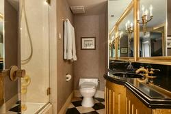 Ensuite at 4 - 815 Chilco Street, West End VW, Vancouver West