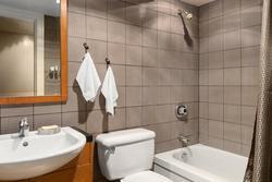 Bathroom at 115 - 1890 West 6th Avenue, Kitsilano, Vancouver West