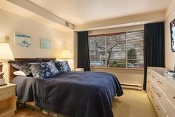MasterBedroom at 115 - 1890 West 6th Avenue, Kitsilano, Vancouver West