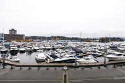 Boats at 2403 - 555 Jervis Street, Coal Harbour, Vancouver West