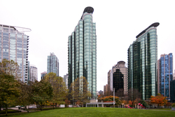 Building at 2403 - 555 Jervis Street, Coal Harbour, Vancouver West
