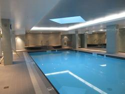 Swimming-Pool at 2403 - 555 Jervis Street, Coal Harbour, Vancouver West