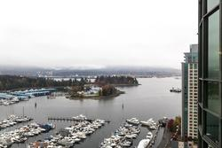 View-1 at 2403 - 555 Jervis Street, Coal Harbour, Vancouver West