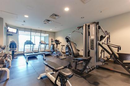 Physical fitness Centre at 491 Broughton, Coal Harbour, Vancouver West