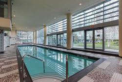Indoor swimming pool at 491 Broughton, Coal Harbour, Vancouver West