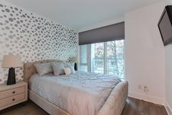 2nd bedroom on 2nd floor at 491 Broughton, Coal Harbour, Vancouver West