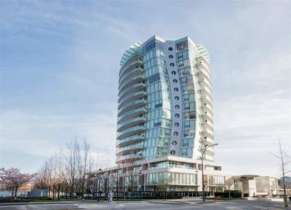 The Erickson - iconic luxury waterfront living at 286 Beach Crescent, Yaletown, Vancouver West