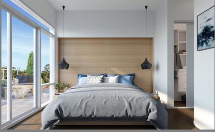 bedroom-the-henry at 208 - 5389 Cambie Street, Cambie, Vancouver West