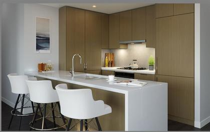 kitchen at 208 - 5389 Cambie Street, Cambie, Vancouver West
