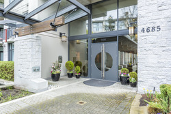 Elegant and spacious Entrance to Marguerite House at 708 - 4685 Valley Drive, Quilchena, Vancouver West