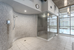 Sauna & showers at 708 - 4685 Valley Drive, Quilchena, Vancouver West