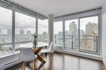 7 at 1701 - 1088 Richards Street, Yaletown, Vancouver West