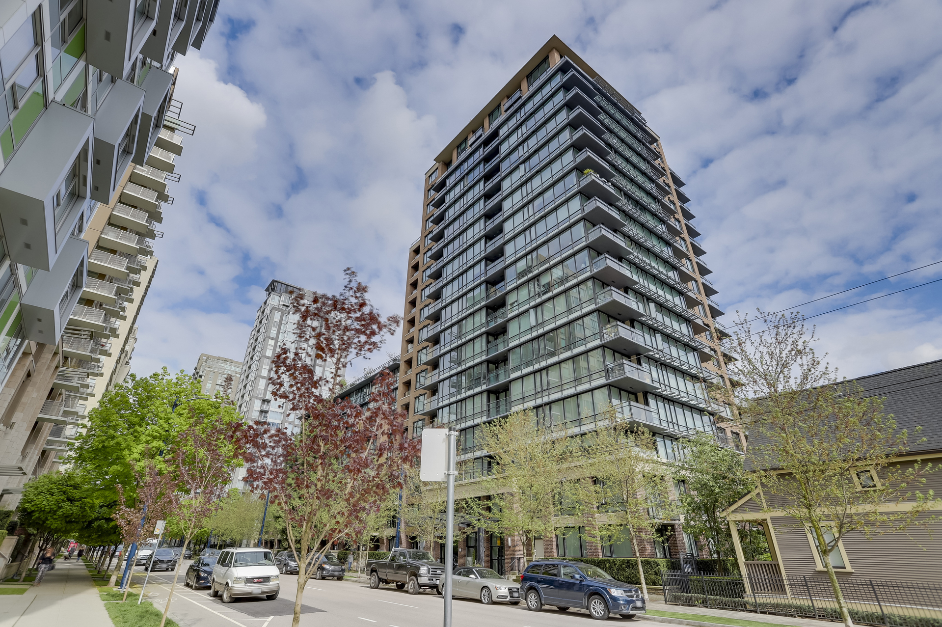 1 at 1701 - 1088 Richards Street, Yaletown, Vancouver West
