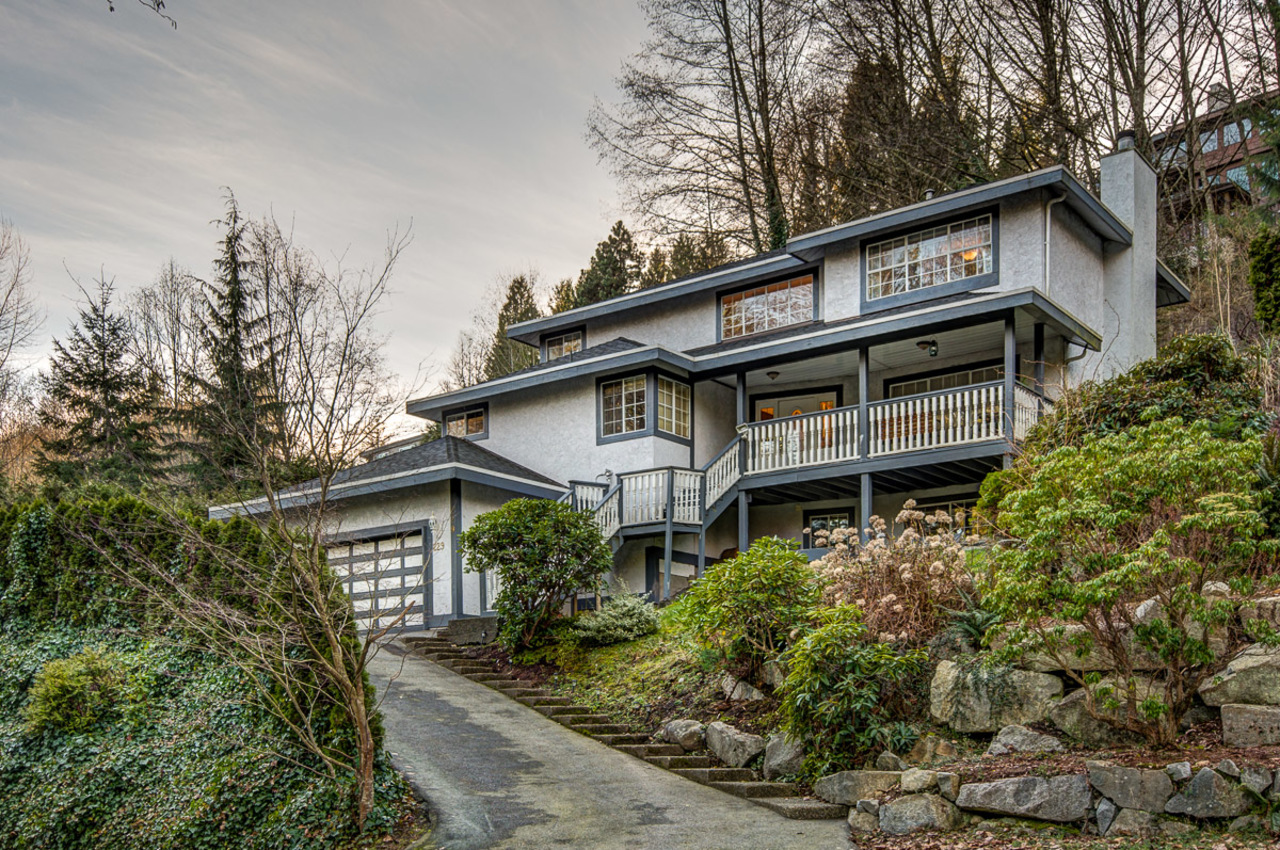 229RabbitLnFront at 229 Rabbit Lane, British Properties, West Vancouver