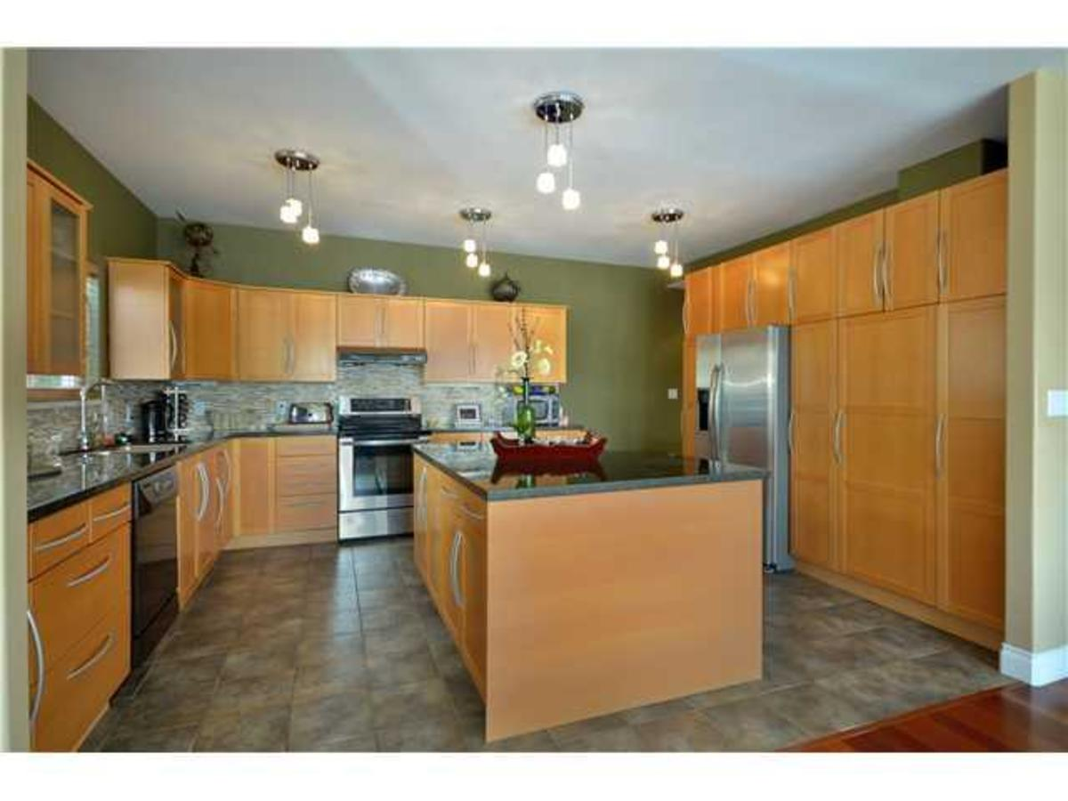 290 Kelvin Grove Kitchen 2 at 290 Kelvin Grove Way, Lions Bay, West Vancouver
