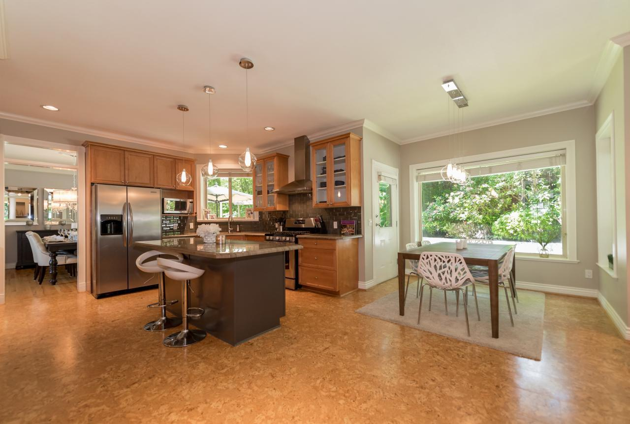Kitchen E/A at 3303 Huntleigh Court, Windsor Park NV, North Vancouver