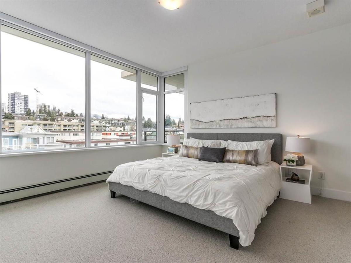 601-131-east-3rd-st-master-bed-2 at 601 - 131 E 3rd Street, Lower Lonsdale, North Vancouver