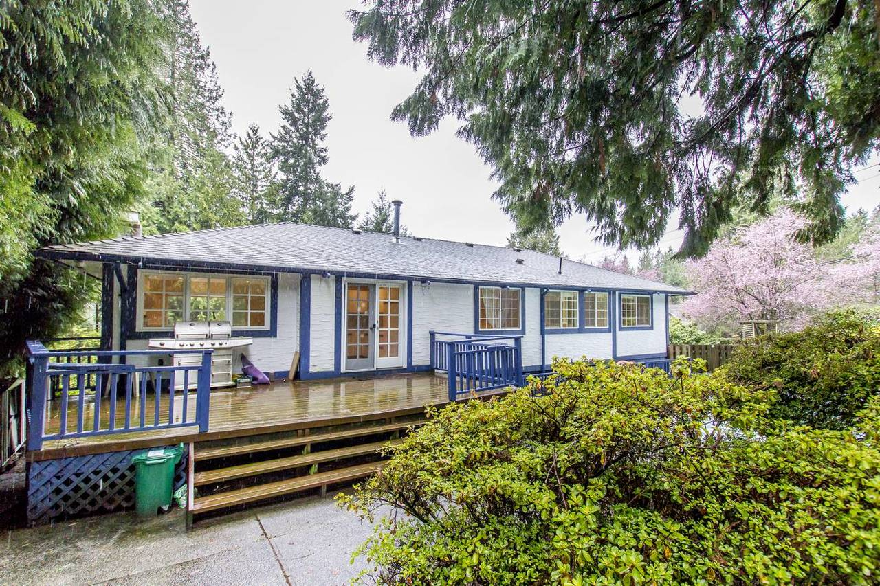 4710-willow-pl-rear-house at 4710 Willow Place, Caulfield, West Vancouver