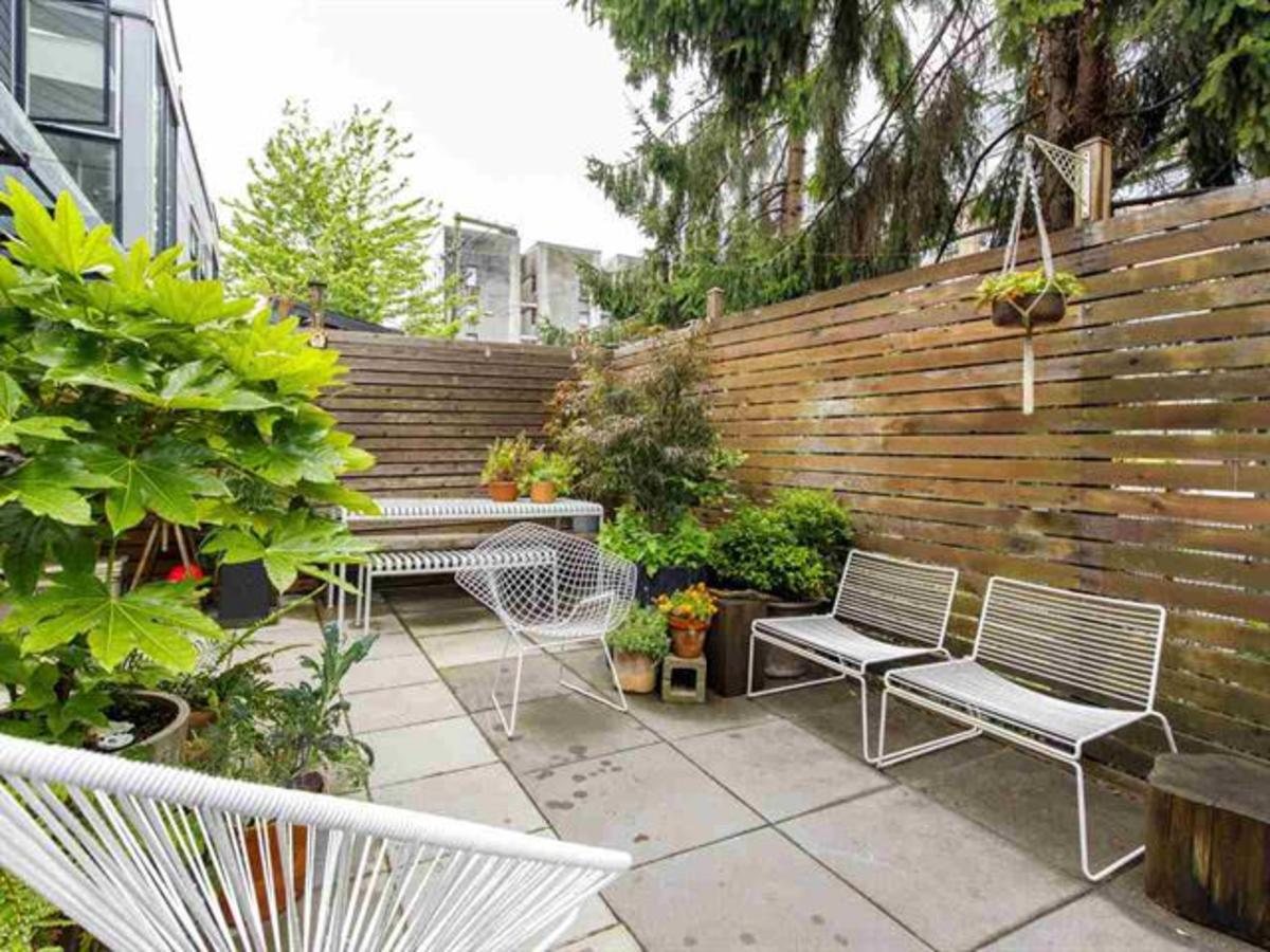 3-513-e-pender-st-rear-patio-4 at 3 - 513 E Pender Street, Vancouver West